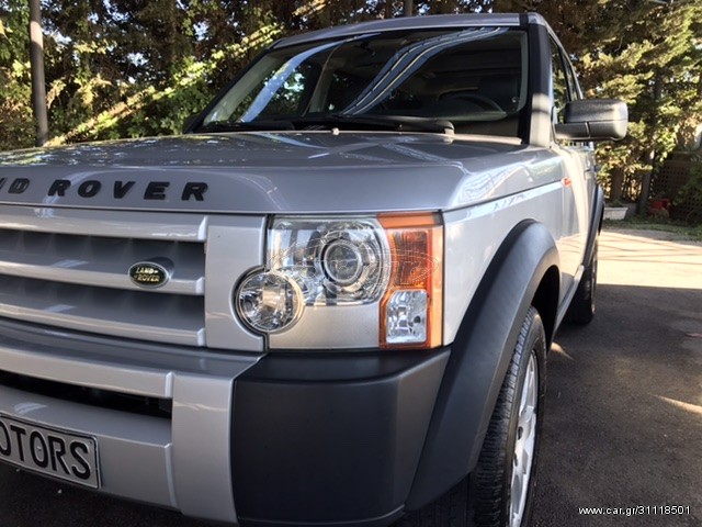 LAND ROVER DISCOVERY 2005