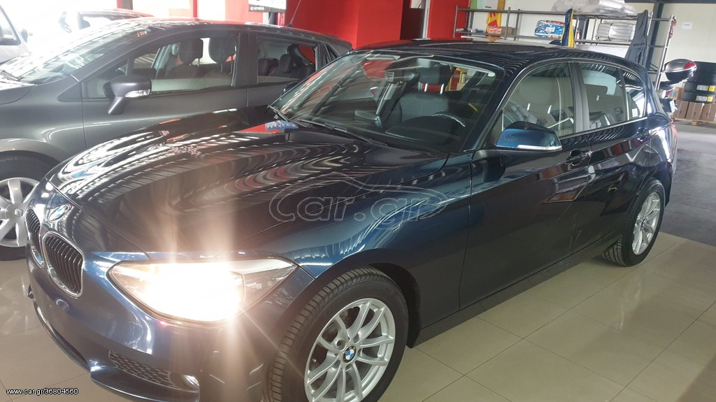 BMW 114 2013